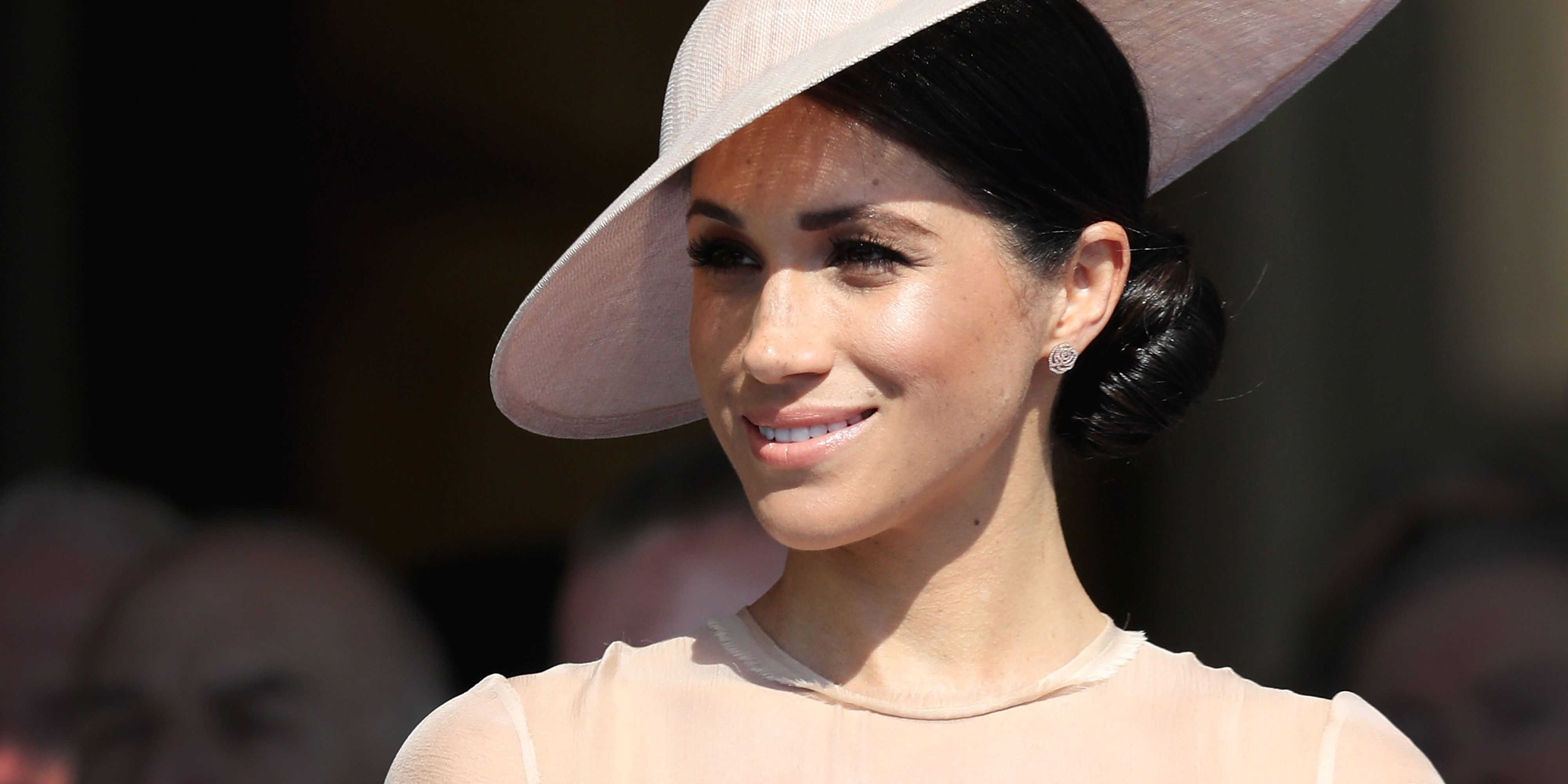 The Duchess of Sussex Is Reportedly Struggling To Not Defend Herself Against 'Cruel' Media