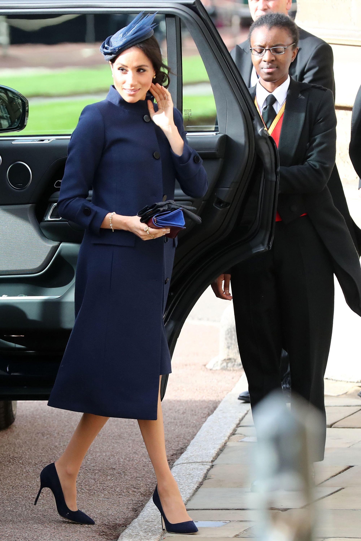 Meghan Markle Princess Eugenie Of York