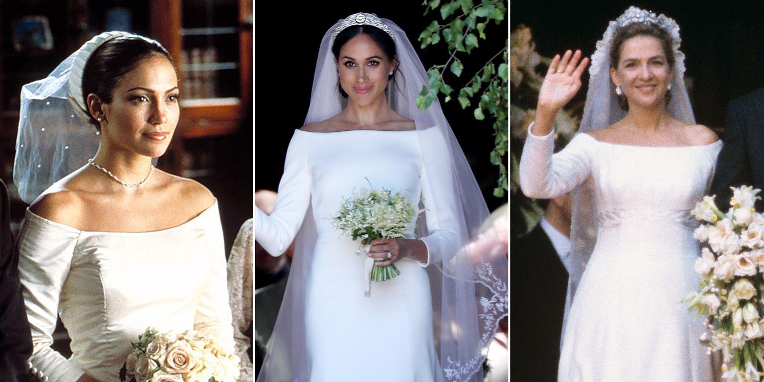 Vestido novia infanta cristina disenador
