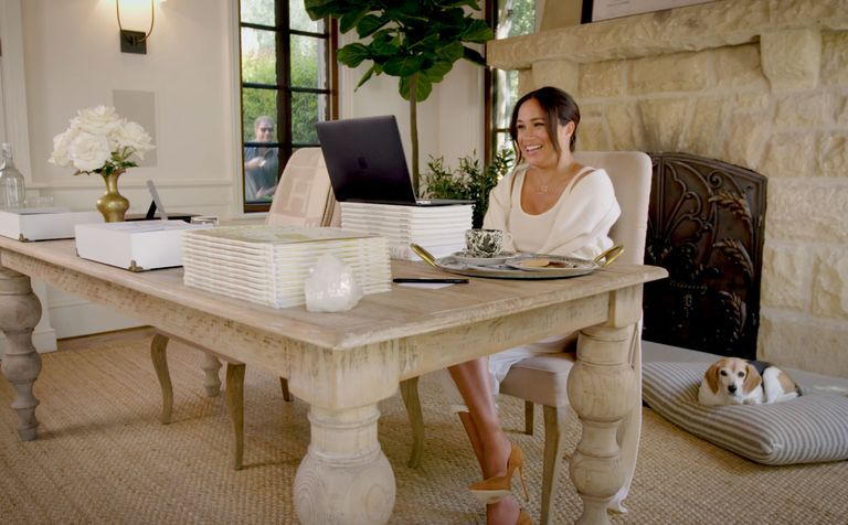 Meghan Markle Shows Montecito Home and Launches 40x40 for 40th Birthday