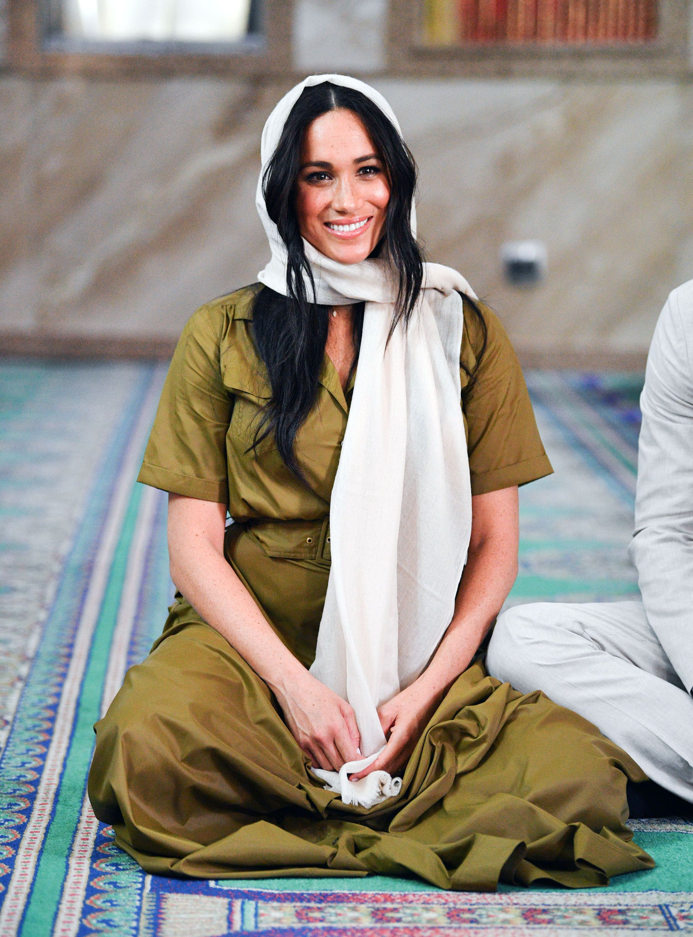 Meghan Markle Sent a Meaningful Message about Sustainable Fashion on Her Royal Tour of Africa