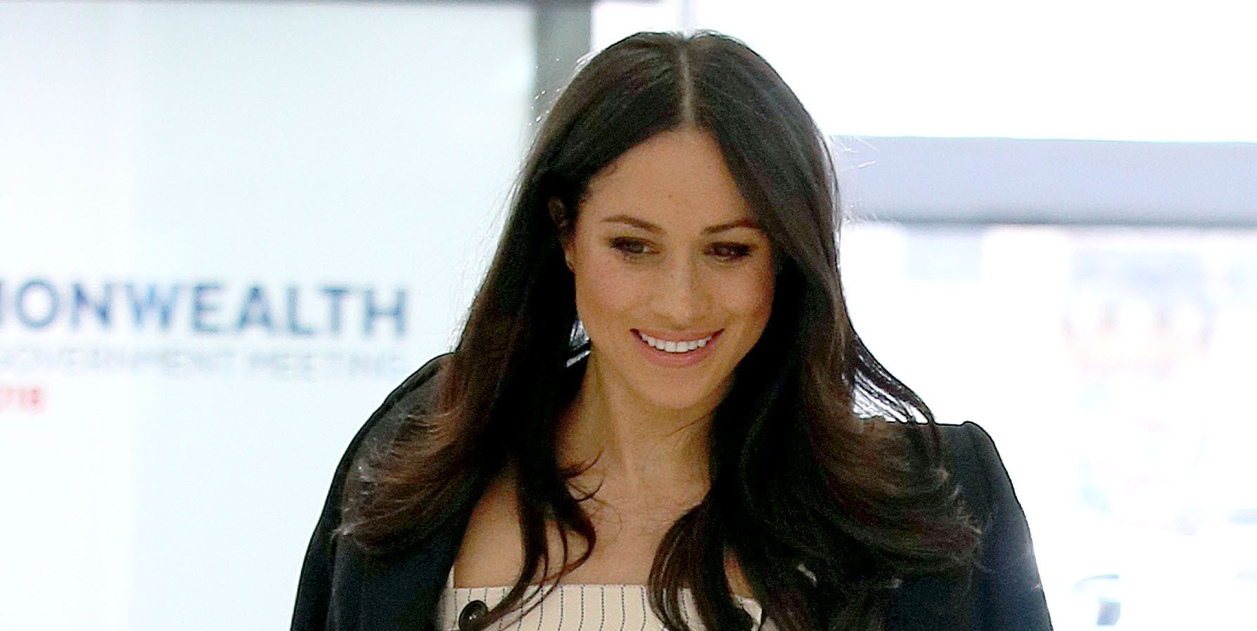 meghan markle striped altuzarra dress