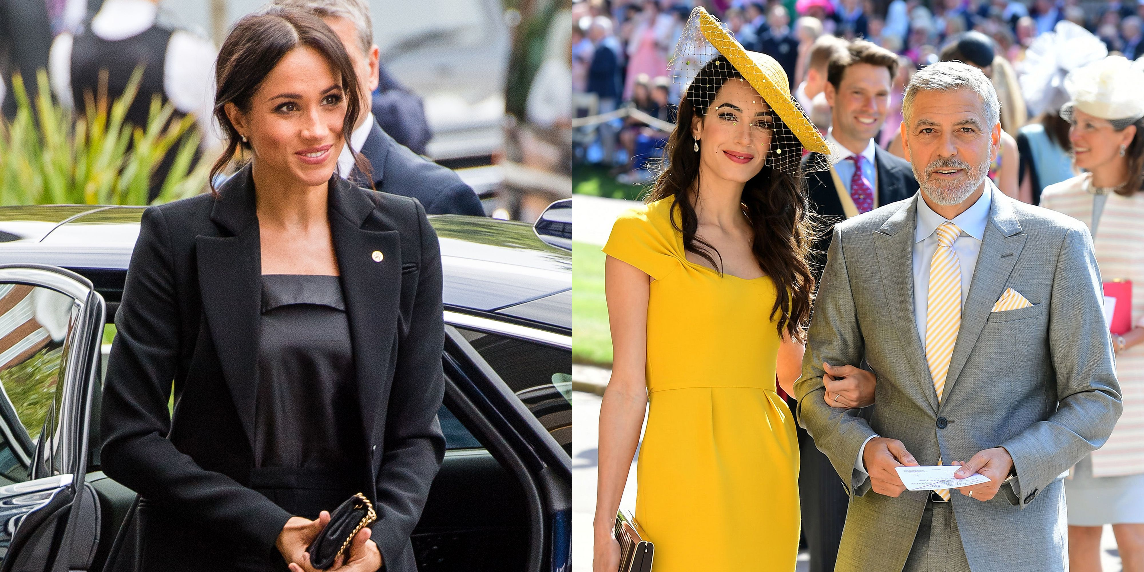 Meghan Markle Helping Amal Clooney Decorate Her Home