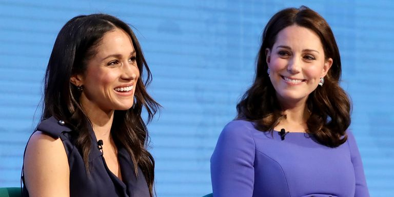 How Meghan Markle\'s First Year as a Royal Compares with Kate Middleton\'s