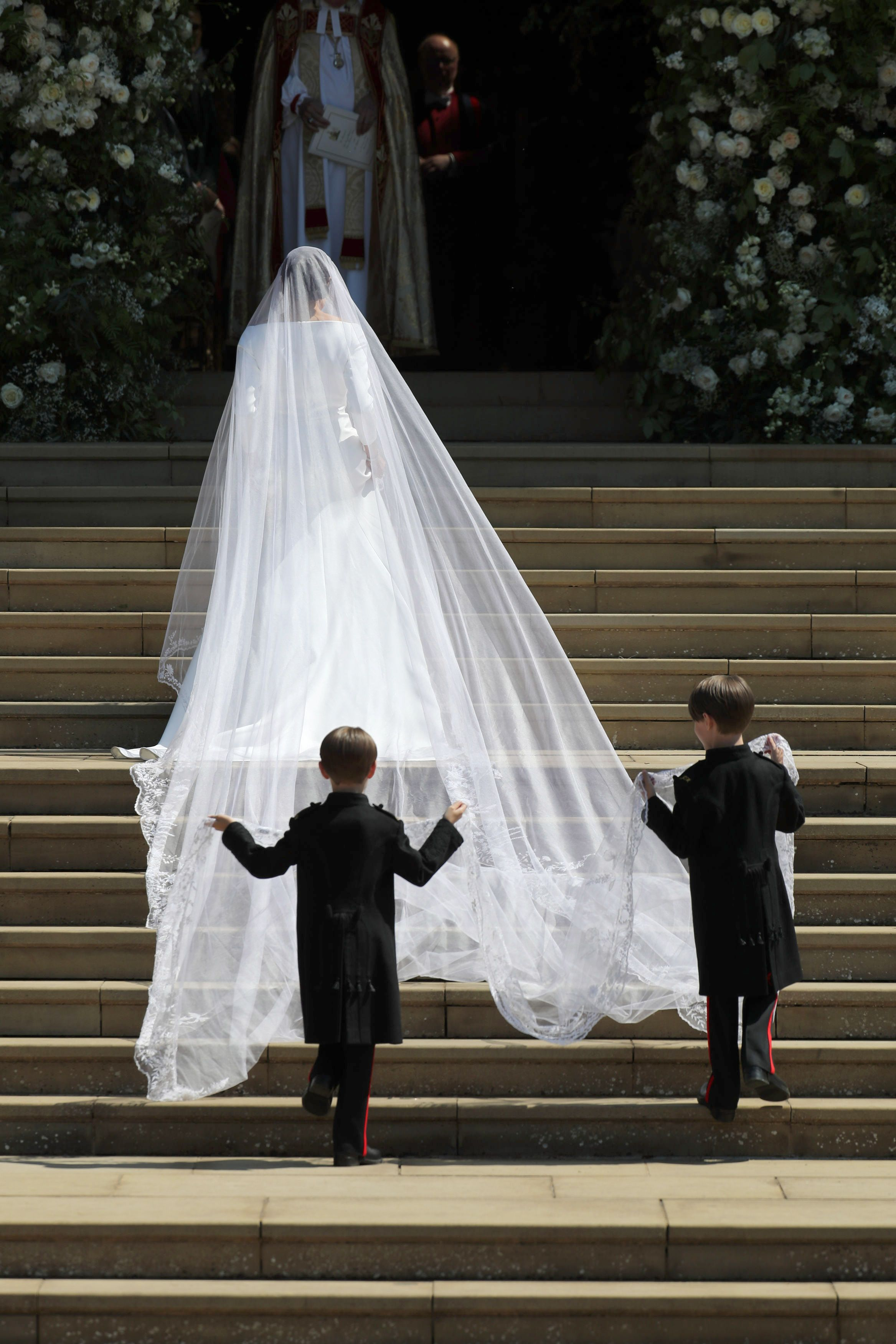 Meghan Markle Wedding.How Prince Harry And Meghan Markle S Royal Wedding Stacks Up With