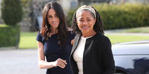 Preparations for Royal Wedding of Harry and Meghan