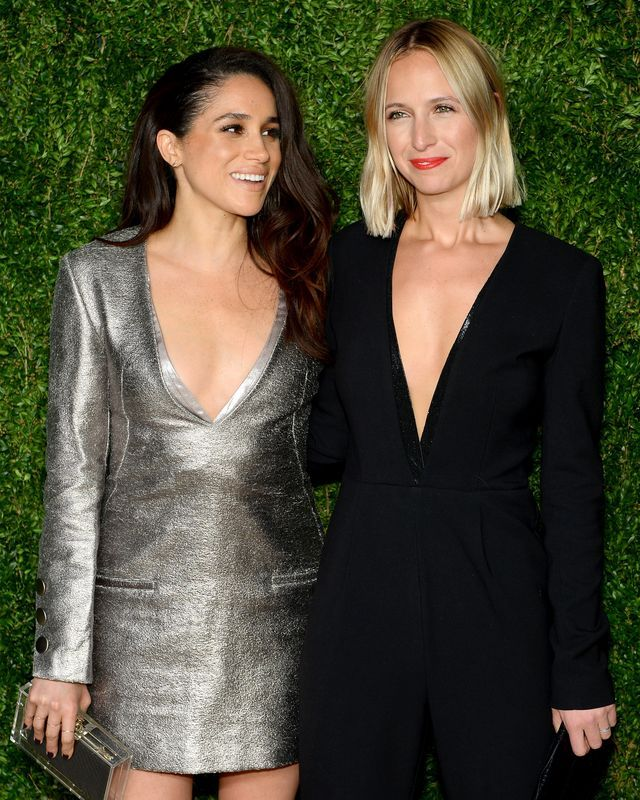 """Misha Nonoo Says Meghan Markle Is """"So Conscious"""" About Her Fashion Choices"""