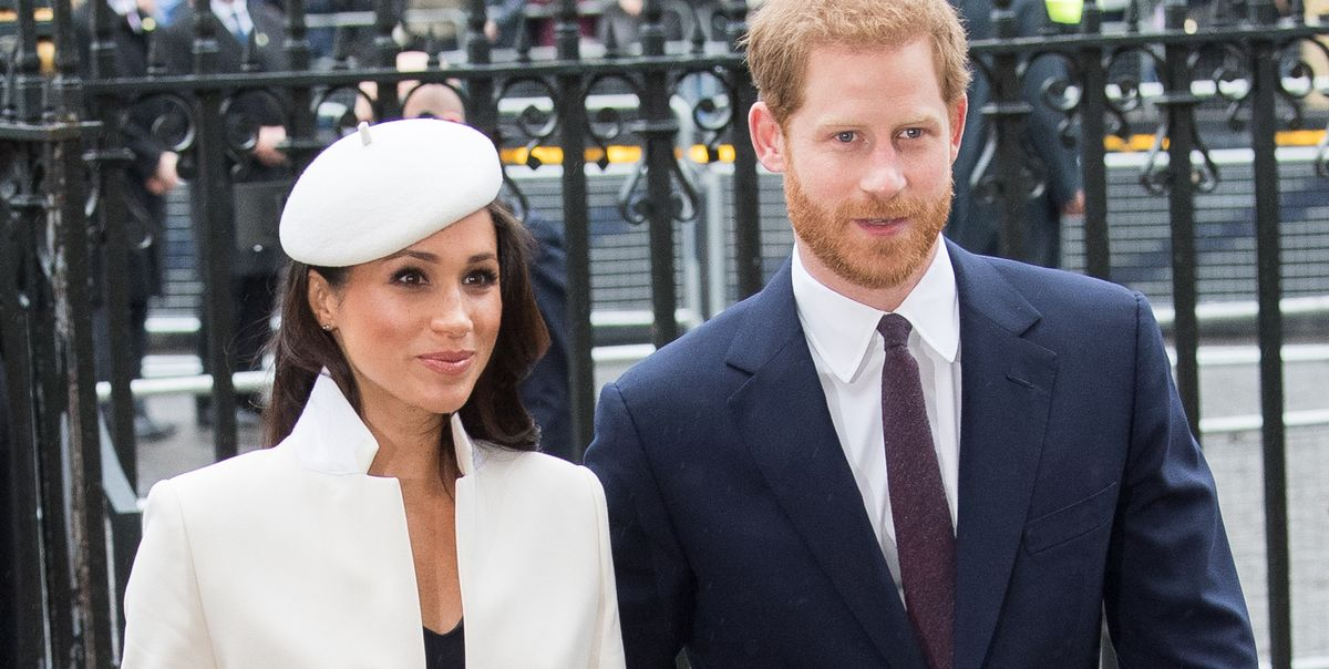 """Meghan And Harry Released A Shady Statement About The Queen Not Letting Them Use The Word """"Royal"""""""