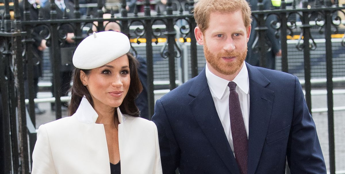 "Meghan and Harry Release a Shady Statement About the Queen Not Letting Them Use the Word ""Royal"""