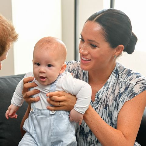 royal family wishes baby archie a happy first birthday