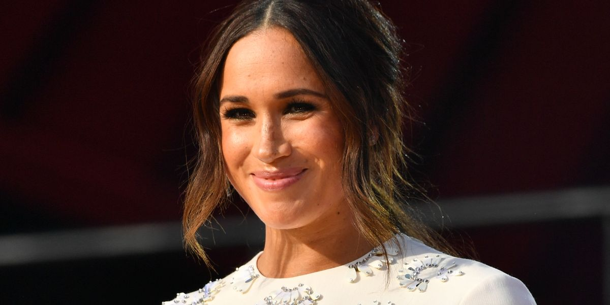 Meghan Markle's Dior Purse Had Two Hidden Messages