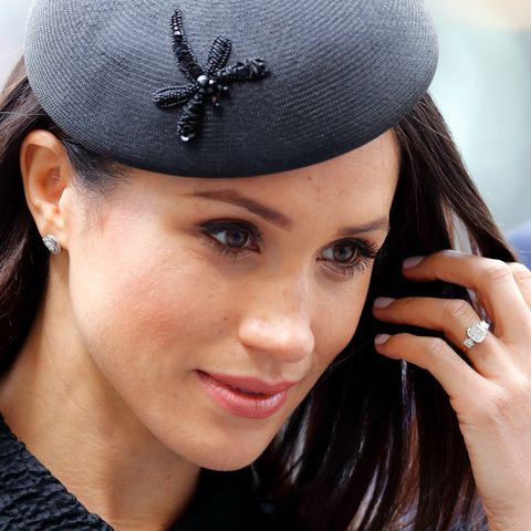 Has the Duchess of Sussex's engagement ring had an upgrade?