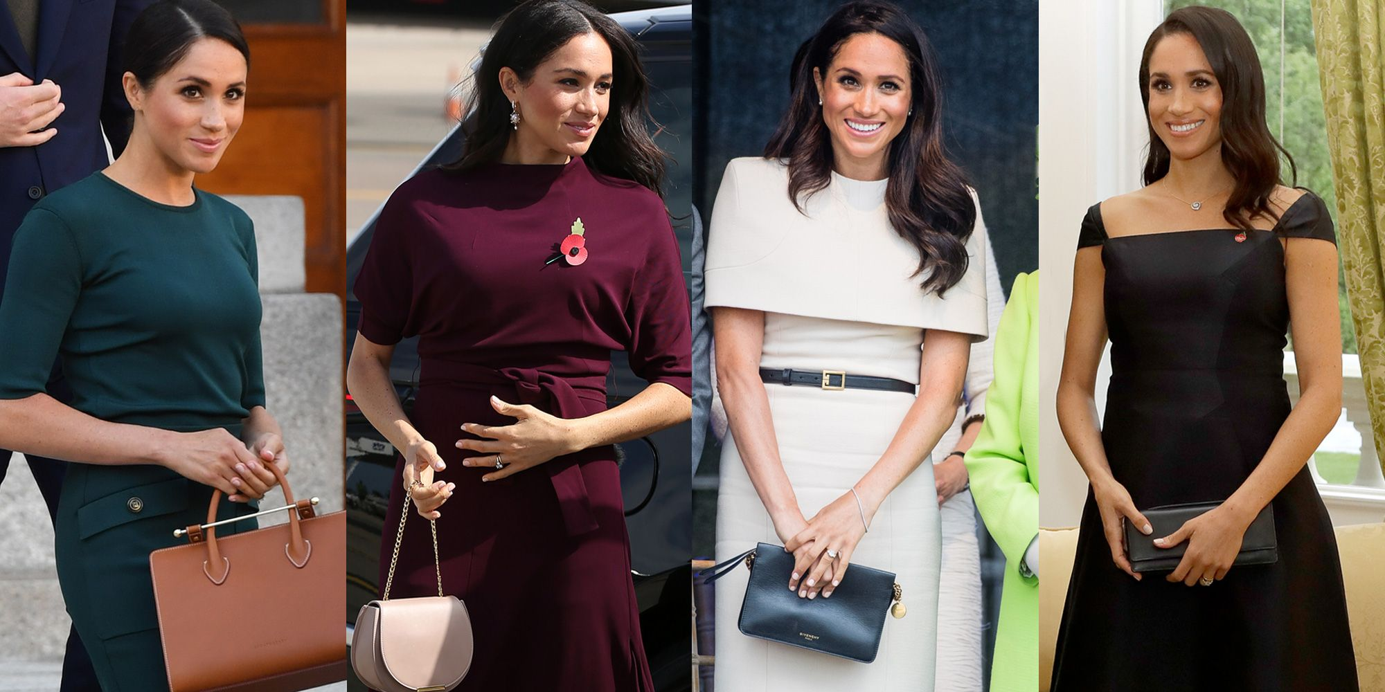 de60e60c3 Meghan Markle's Bags Cost Over $50,000 This Year