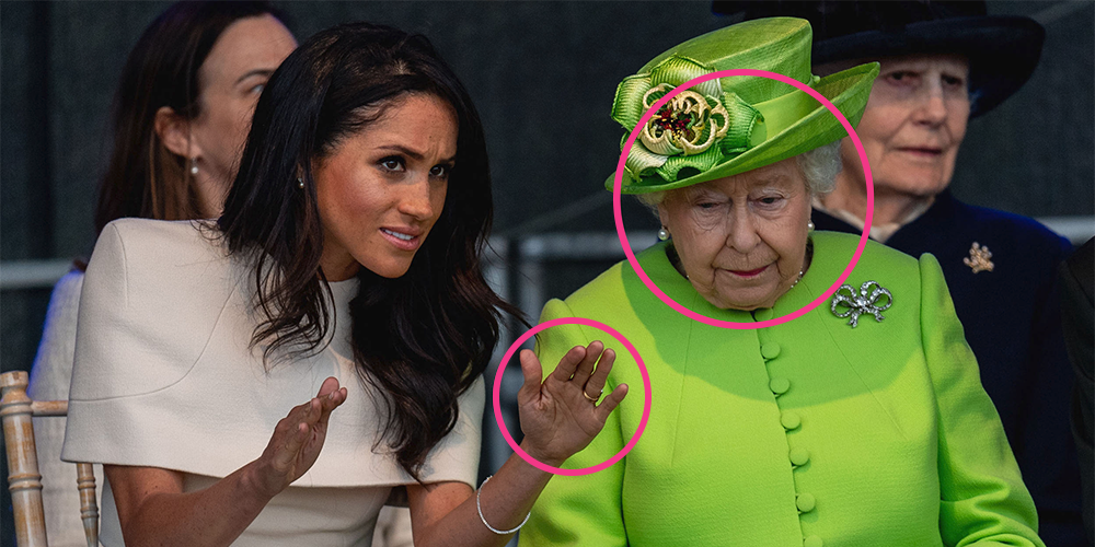 Body Language Experts Analyze Meghan Markle's Relationship With the Royal Family