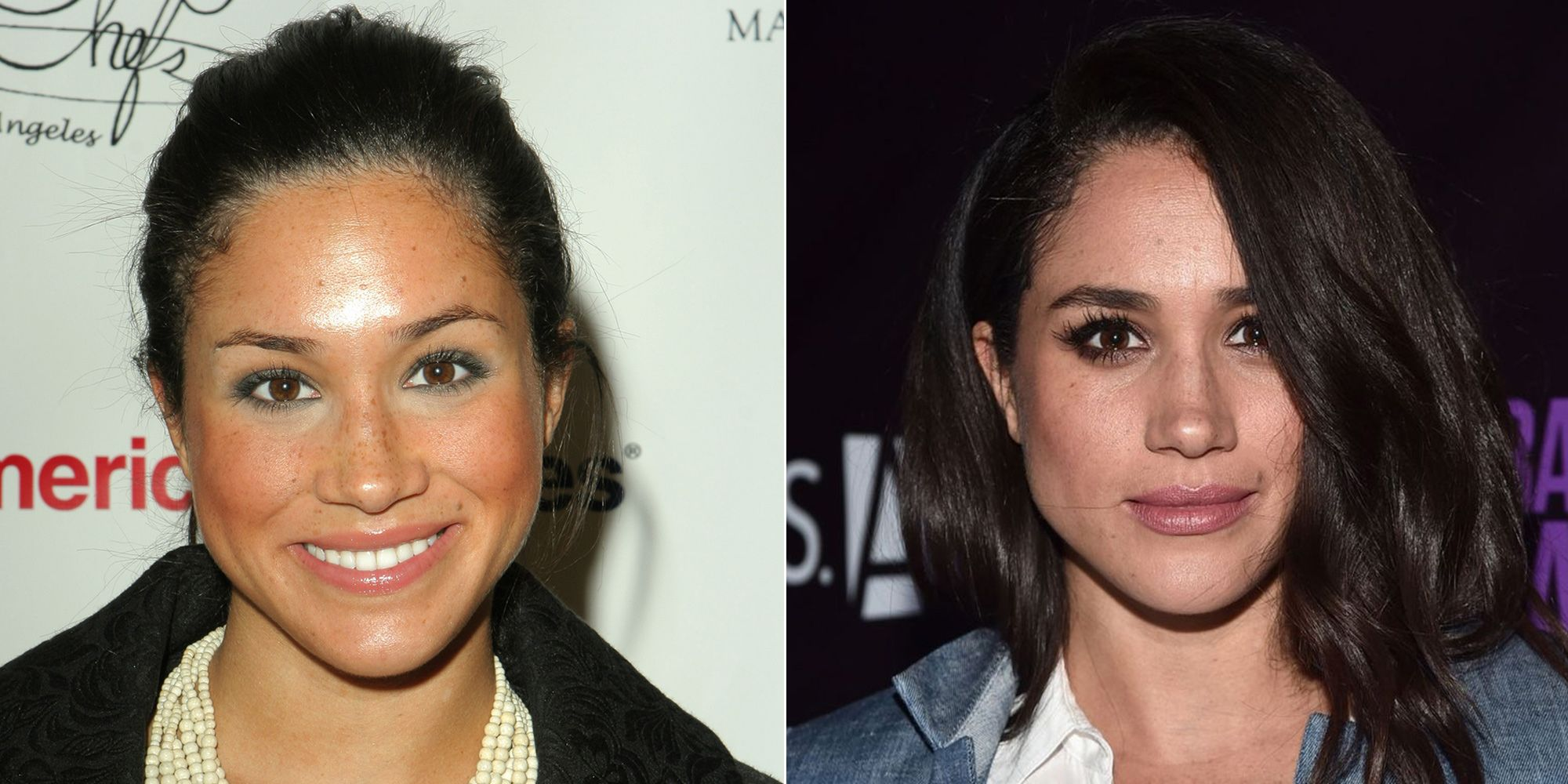 """Meghan Markle's trick to looking """"way more sculpted"""