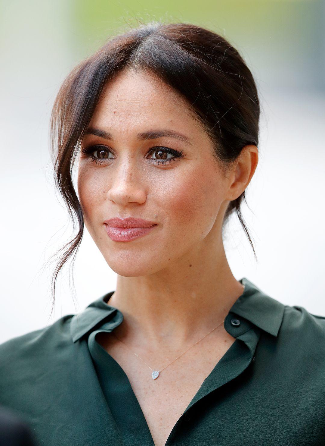 Duchess Of Sussex hair