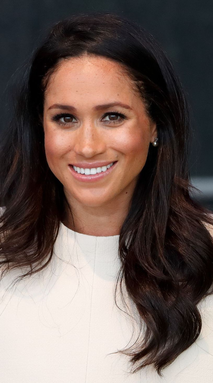 "SHOP NOW Markle has clearly learned a thing or two from the makeup artists on set. She named the iconic NARS Blush in Orgasm as one of her top five, can't-live-without products in an interview with Beauty Banter , calling it ""a perfect rosy flush tone that brightens the face."""