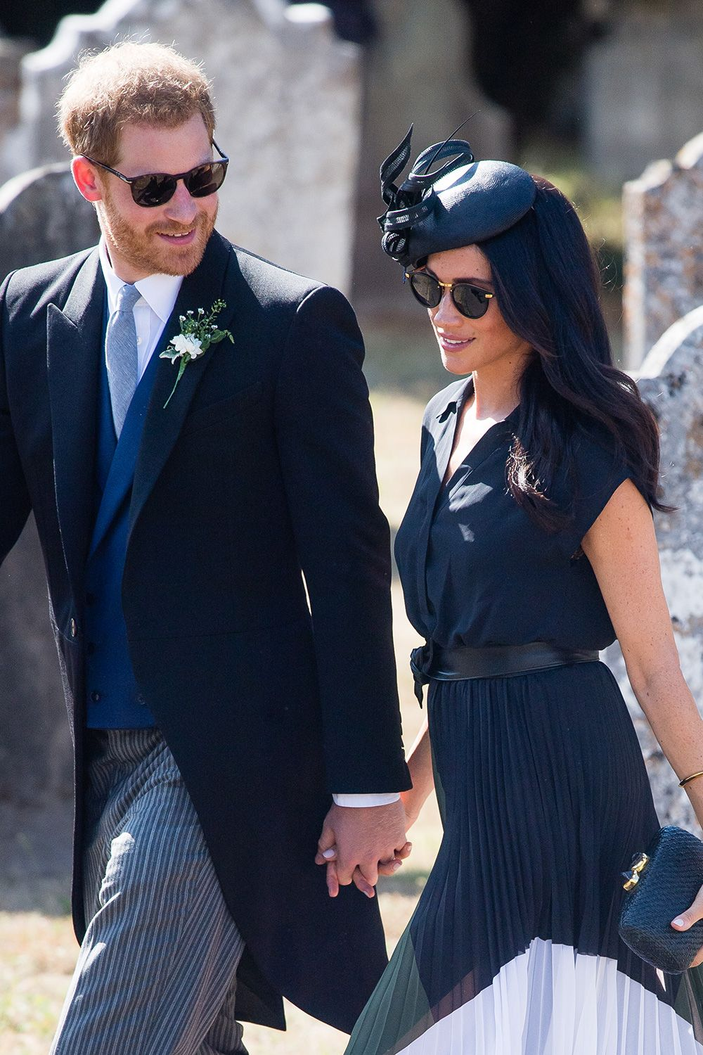 How Meghan's baby bump has grown month by month