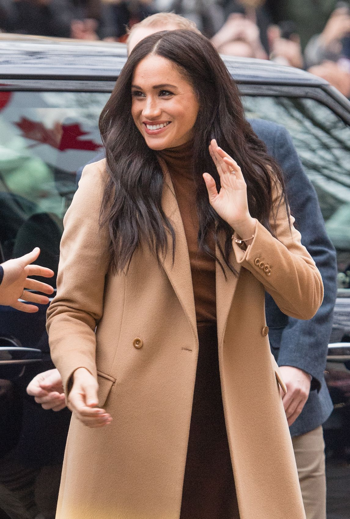 Meghan Markle has reportedly started talks with big fashion brands including Givenchy
