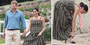 Where to buy Meghan Markle's Castaner wedges
