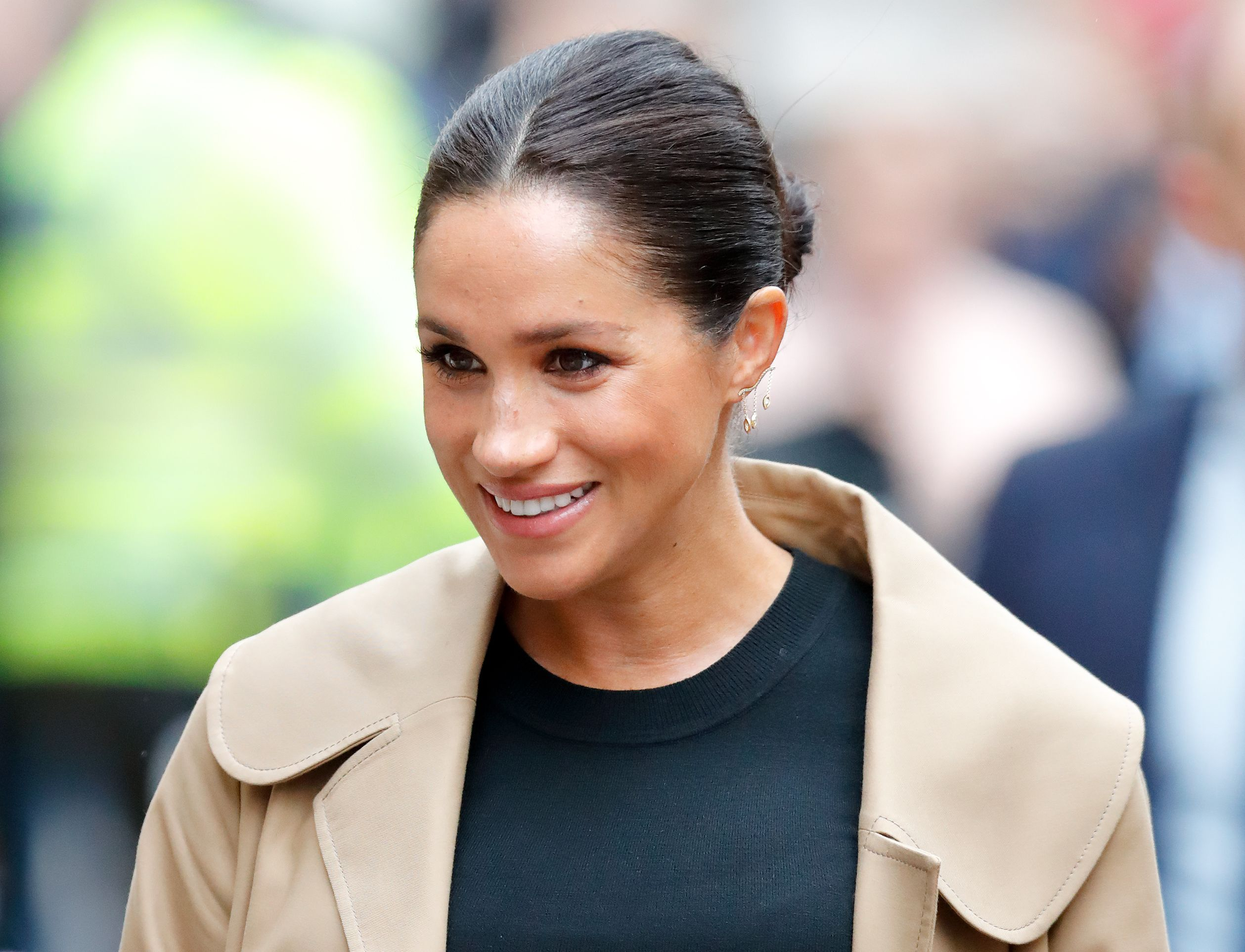 Meghan Markle shares Instagram post on work she's been doing behind-the-scenes
