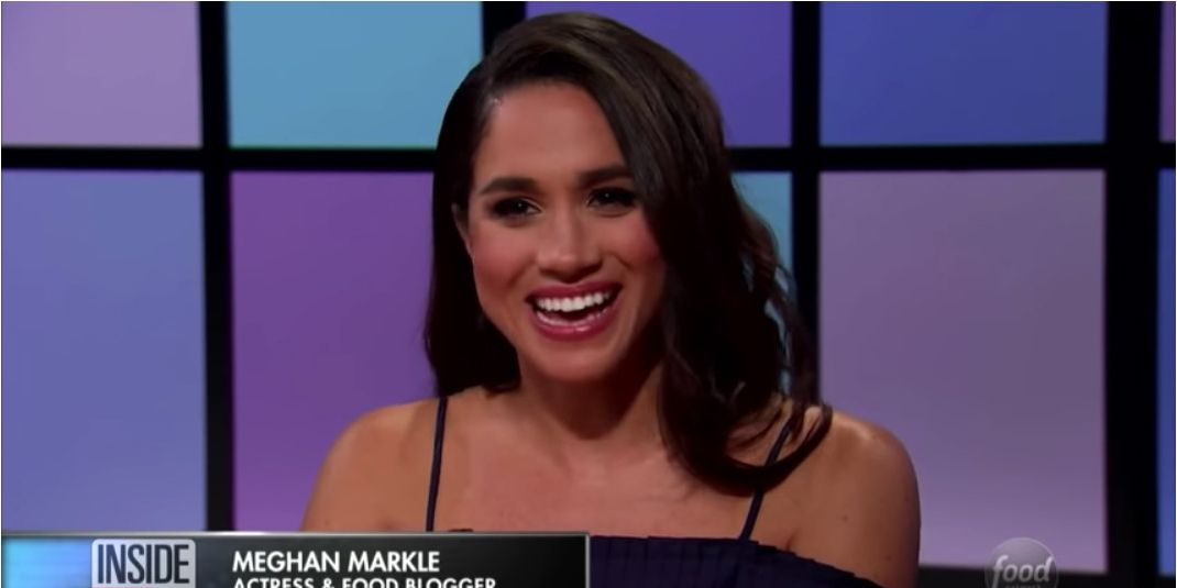 Meghan Markle Chopped Junior