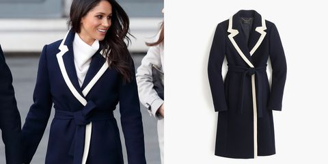 Clothing, Coat, Overcoat, Outerwear, Formal wear, Suit, Trench coat, Blazer, Collar, Uniform,