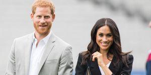 Meghan Markle en Prins Harry op tour in Dublin