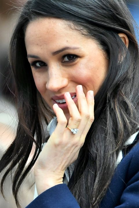 Kate Middleton Wedding Ring.Why Meghan Markle S Wedding Ring Will Look Like Kate