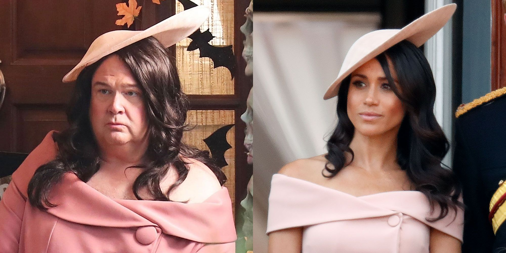 Modern Family's Eric Stonestreet Is the Perfect Meghan Markle for Halloween