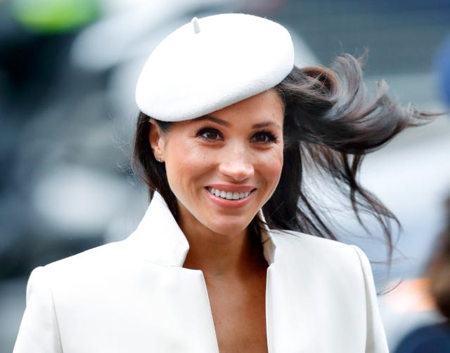 meghan markle lady di tribute watch style cartier prince harry
