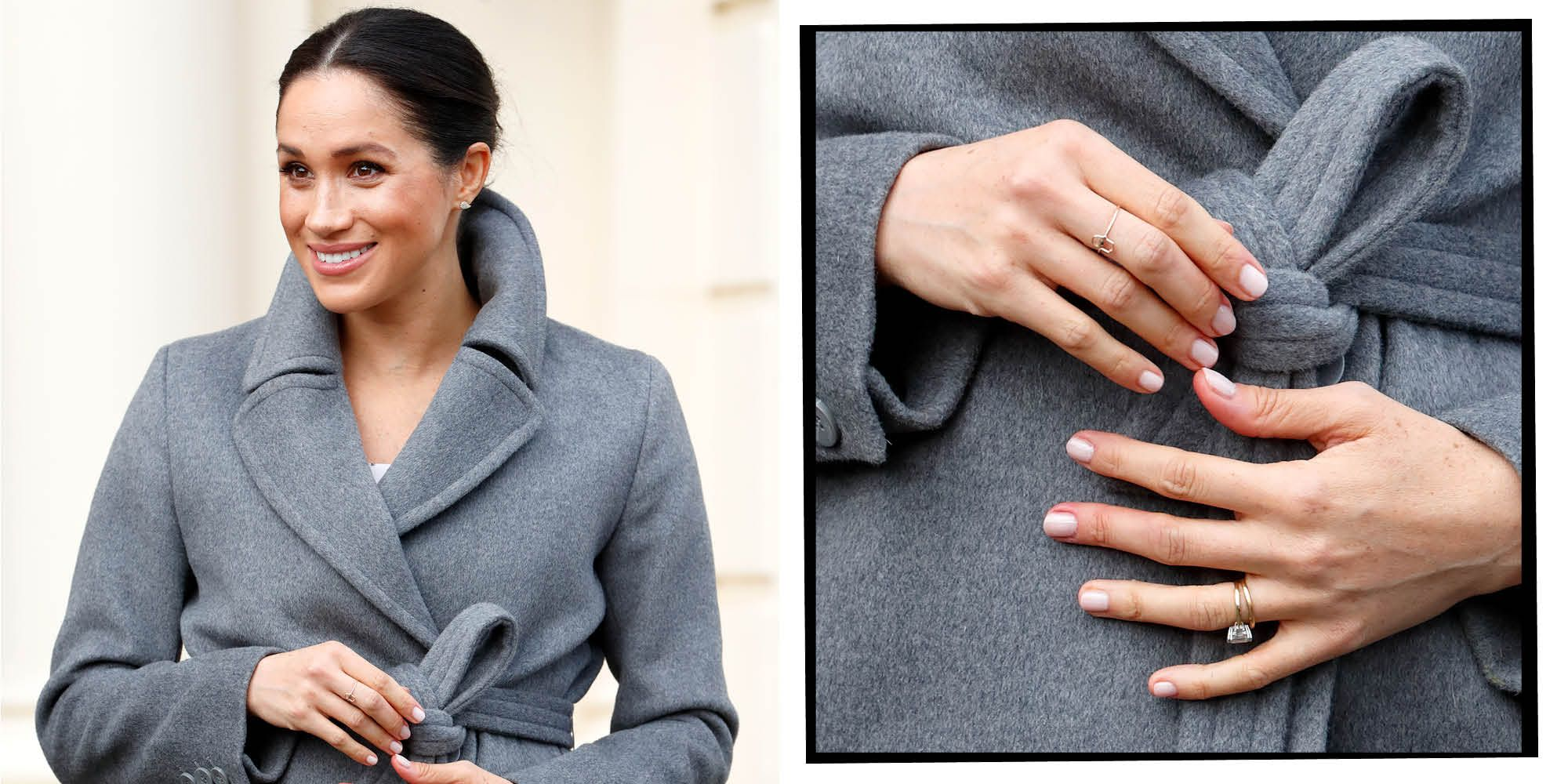 Meghan Markle evil eye ring