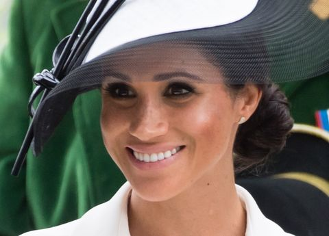 Meghan Markle's Eyebrows Are All the Internet Seems to Be Talking About Today