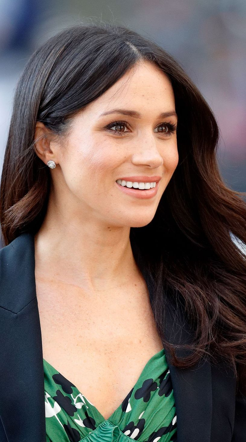 "Pump out 15 reps of ... smiling? ""I do facial exercises from one of my favorite aestheticians, Nicola Joss, who basically has you sculpt your face from the inside out,"" Meghan Markle told Birchbox in 2014."