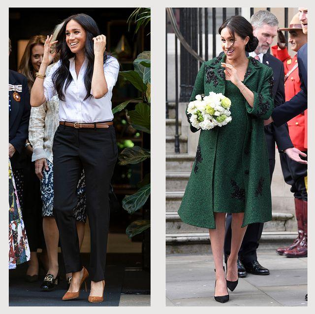 meghan markle fashion style 2019