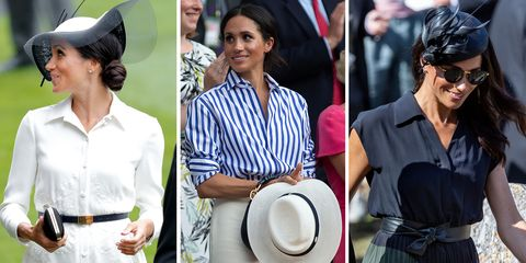 8538a3b1bc Meghan Markle clothes  the fashion brands the Duchess of Sussex is ...