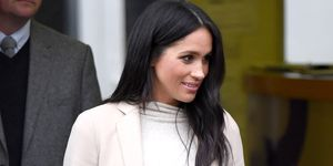 "Meghan Markle got called a ""fat lady"" and took it surprisingly well"