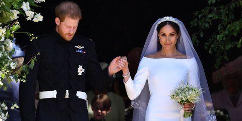 meghan markle flowers royal wedding