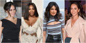 Serena Williams, Priyanka Chopra, and Jessica Mulroney
