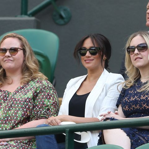 Meghan Markle's Wimbledon friends: Who are Genevieve Hillis and Lindsay Roth?