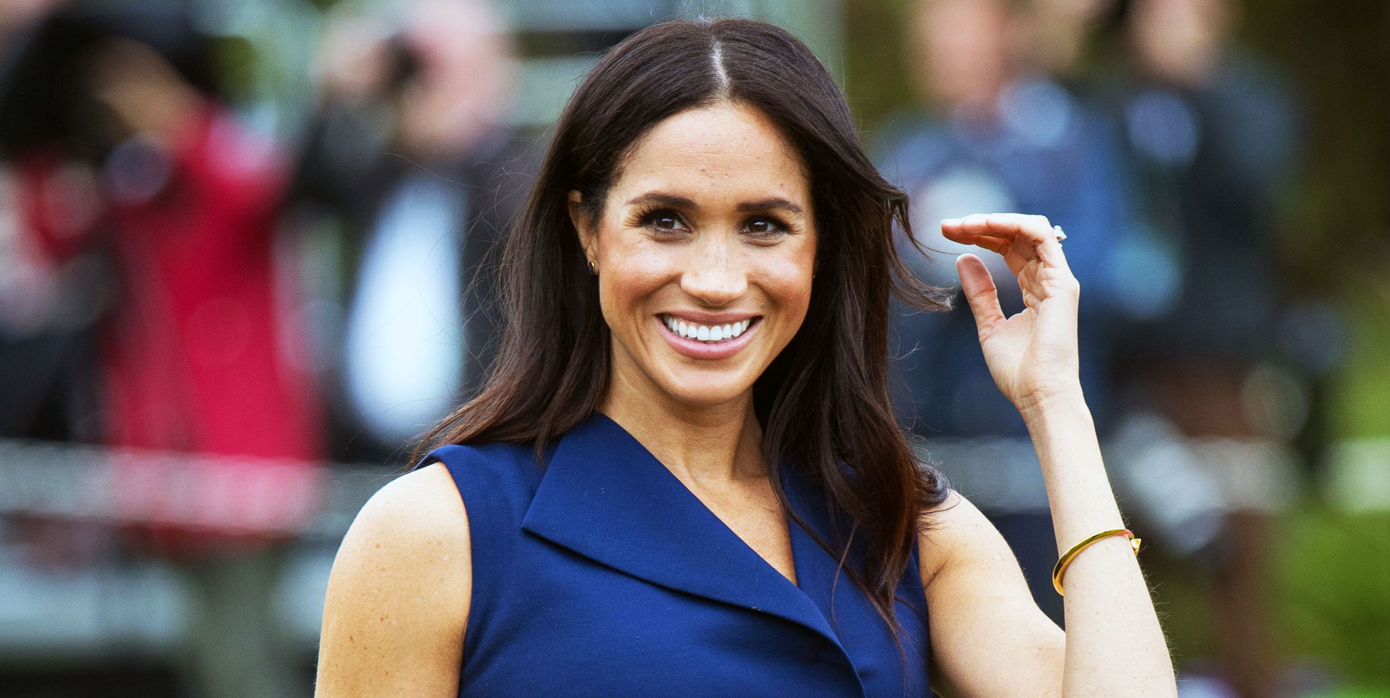 The Royal Horticultural Society named this flower after the Duchess of Sussex