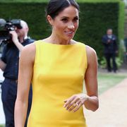 london, england   july 05 meghan, duchess of sussex attends the your commonwealth youth challenge reception at marlborough house on july 05, 2018 in london, england photo by yui mok   wpa poolgetty images