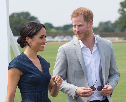 El príncipe Harry y Meghan Markle han tomado una decisión sobre el futuro de su hijo.