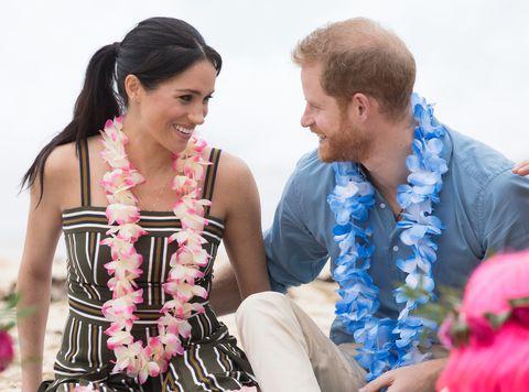 Meghan Markle and Prince Harry royal tour