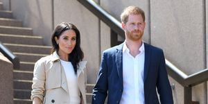 Why we might not get the iconic 'photo on the steps' with Meghan, Harry and their baby