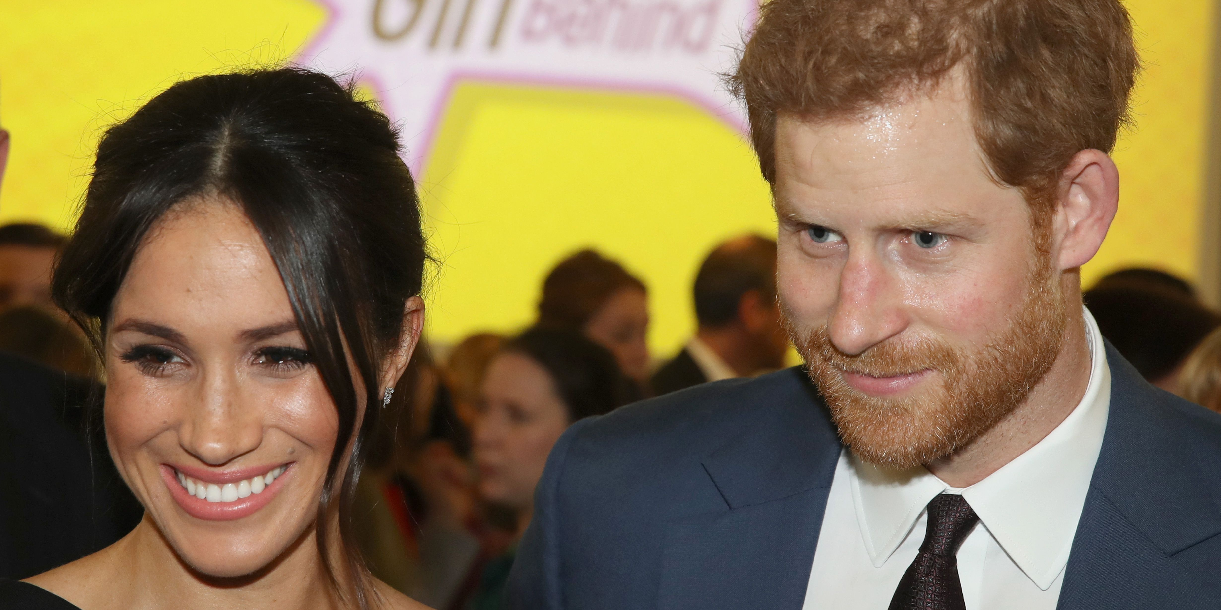 Is prince harry dating anyone now