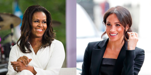 Meghan Markle interview Michelle Obama