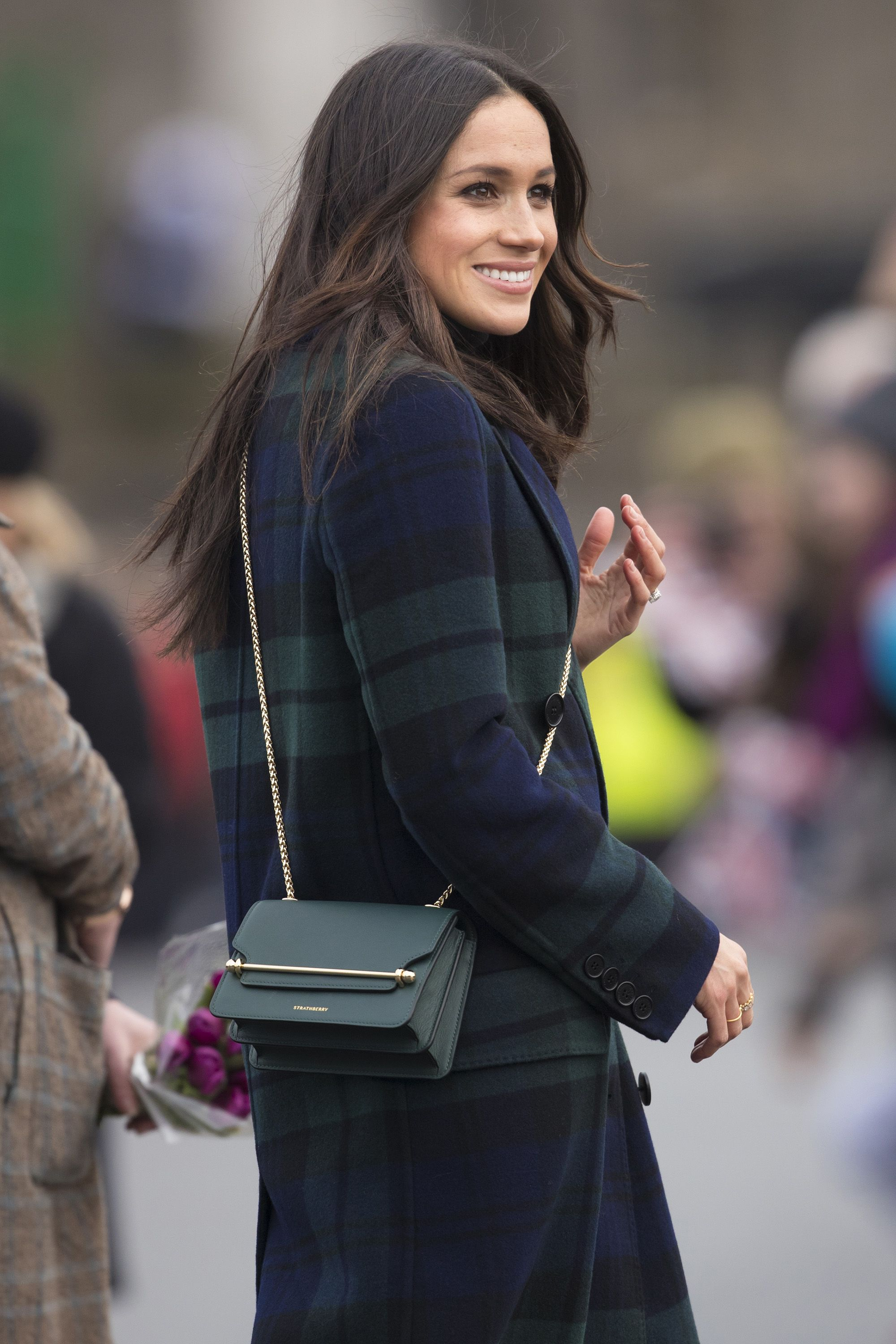 That Meghan Markle Handbag Brand Everyone Loves Is Now Available at Nordstrom