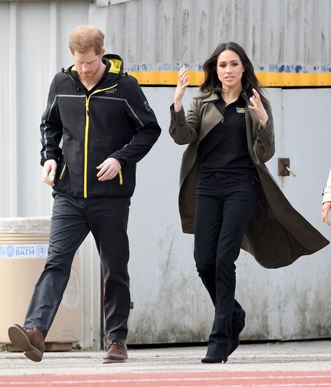 Meghan Markle Just Made Bootcut Jeans Cool Again