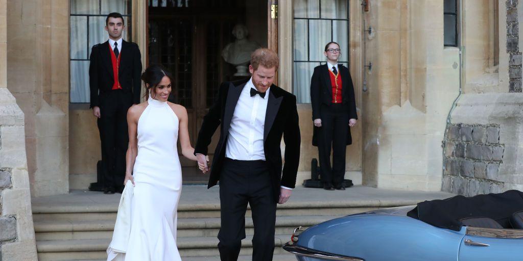 MeghanMarkle, trouwjurk, Stella McCartney, replica